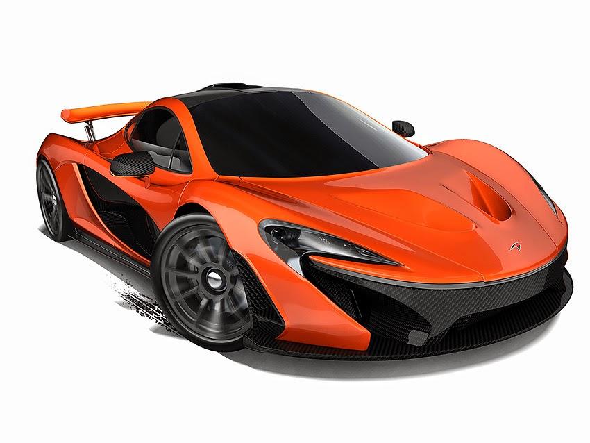 Hot Wheels clipart orange P1 Hot the like Mclaren
