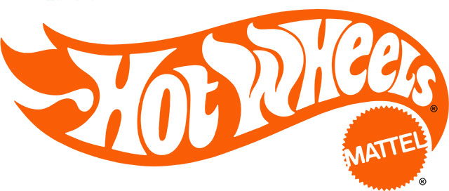 Hot Wheels clipart orange Free Wheels Art 1973 logo