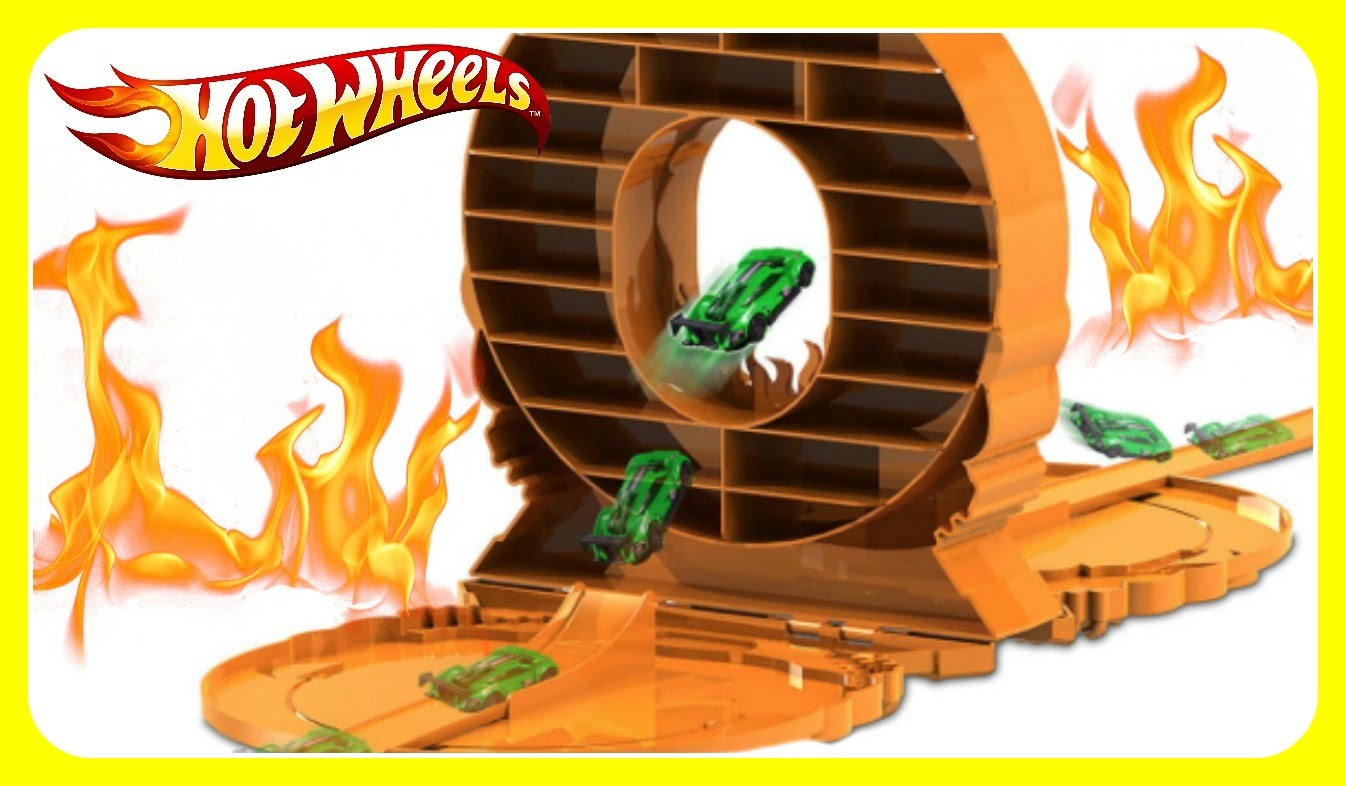 Hot Wheels clipart orange Fire! Ring Ring Of Hot