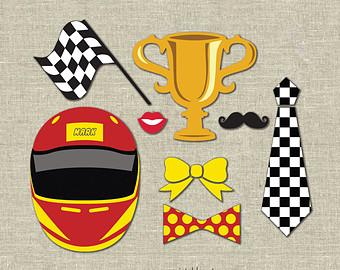 Hot Wheels clipart race start #3