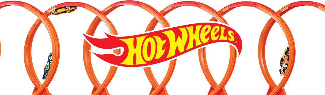 Hot Wheels clipart race track #2