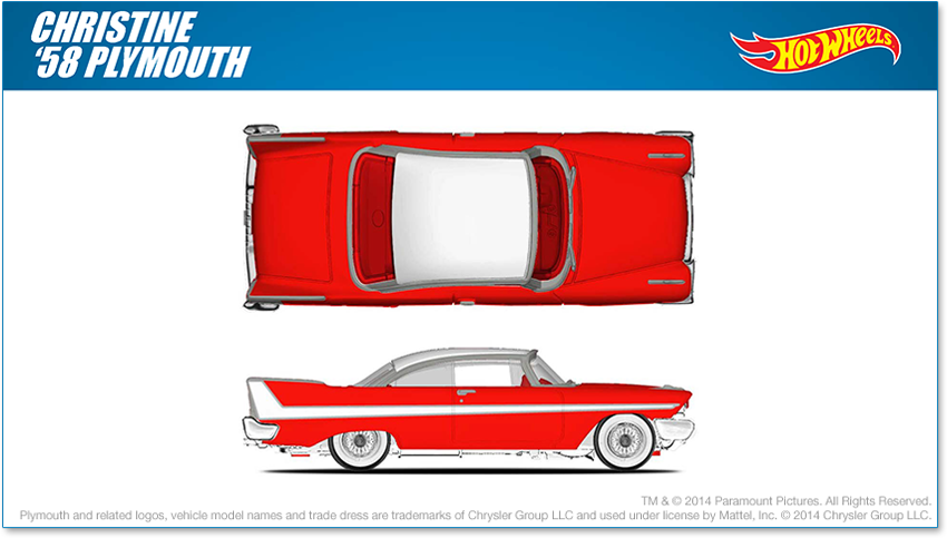 Hot Wheels clipart rally Plymouth Wheels '58 Conventions/Events Collector