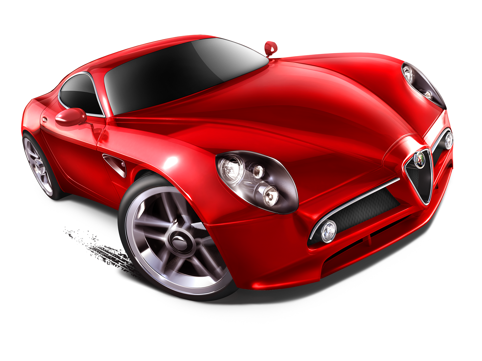 Hot Wheels clipart red Wheels 24 toy diecast Car