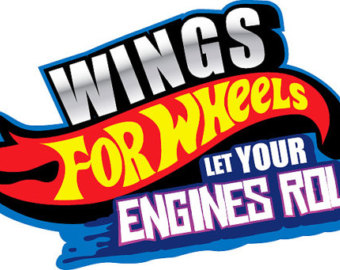 Hot Wheels clipart red Wings Hot Etsy shirt Wheels