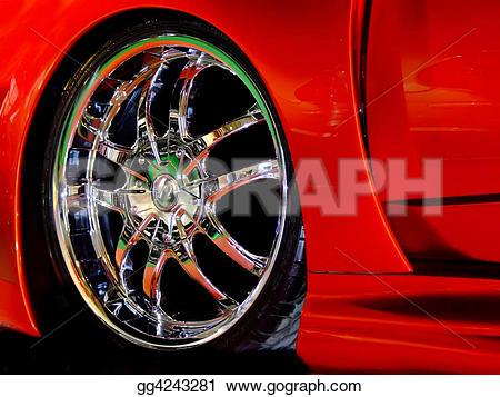 Hot Wheels clipart rims Stock gg4243281 Wheels Clipart Illustration