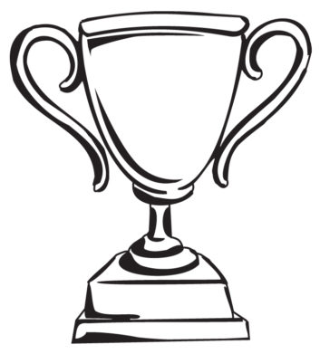 Hot Wheels clipart trophy Trophy Clipart Clipart Download White