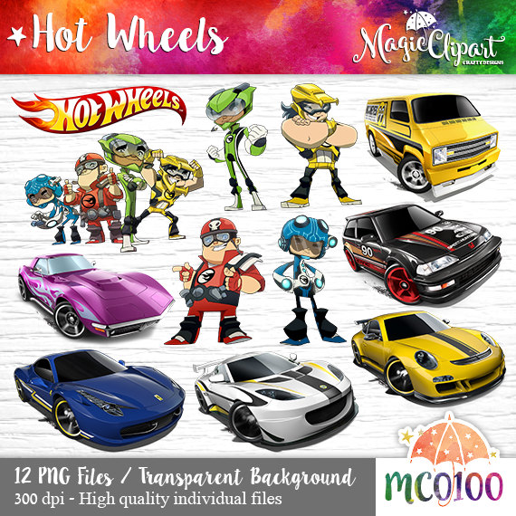 Hot Wheels clipart vehicle Background Hot Wheels PNG Wheels