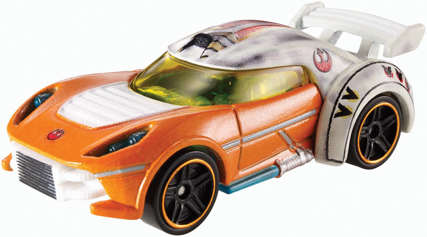 Hot Wheels clipart vehicle Star & Wheels® Skywalker™ Luke
