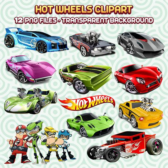 Hot Wheels clipart vehicle Digital Wheels Wheels Clipart Wheels