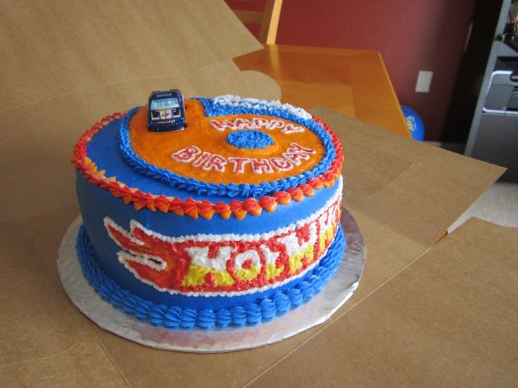 Hot Wheels clipart winner cup Decorating Wheels Cake wheels cake