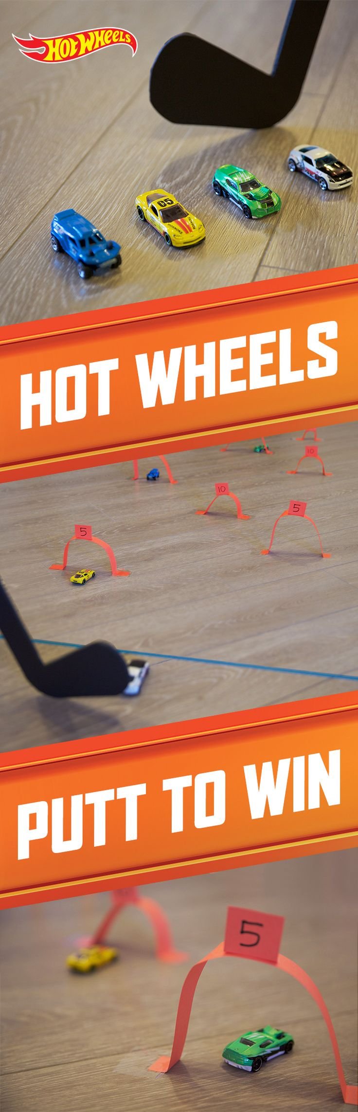 Hot Wheels clipart winner cup In to points on party