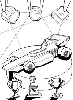 Hot Wheels clipart winner cup Race Track Page The world's