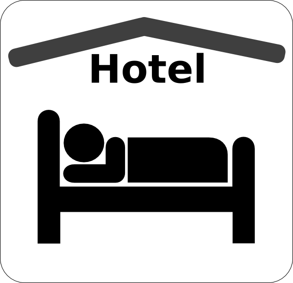 Hotel clipart Clipart Best Pictures hotel Image