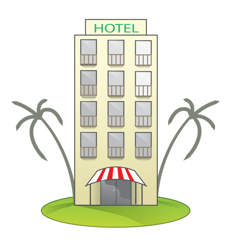 Hotel clipart Domain Clip #17801 Hotel To