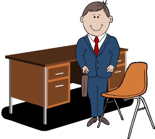 Office clipart office management Animated Teacher Clip Animated Teachers