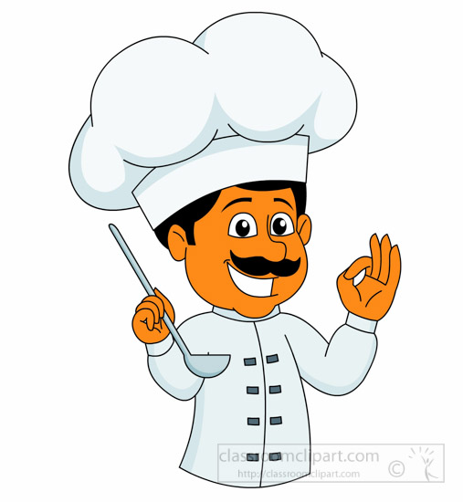 Baking clipart chef Clipart With Pictures Food Cooking