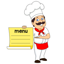 Restaurant clipart welcome 2 chef clipart cooks clip