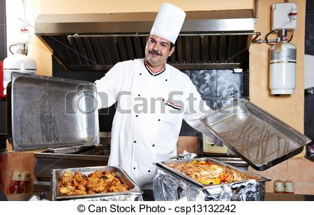 Hotel clipart food chef Adult Photo hotel food Photo