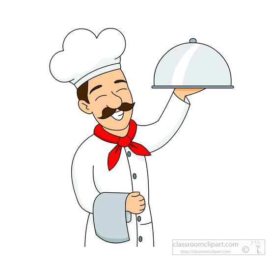 Hotel clipart food chef & Clipartner Clipart pw Images