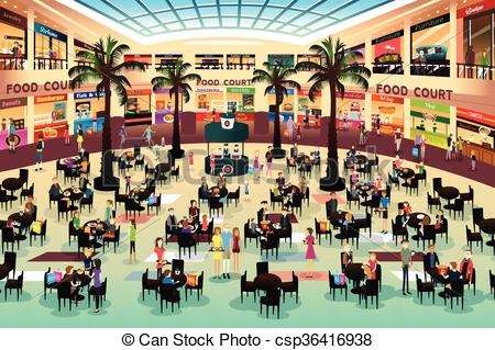 Hotel clipart food court Symbols Clip Art Court