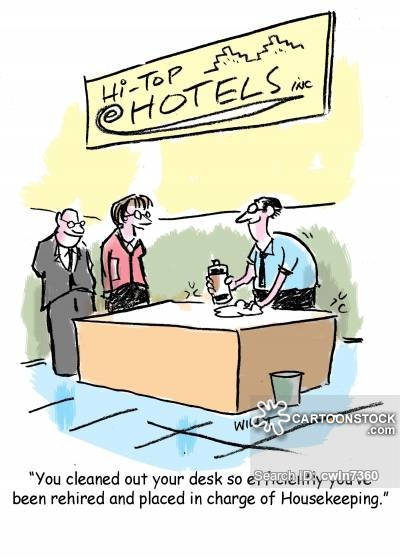 Hotel clipart funny Pictures CartoonStock Hotel cartoons and