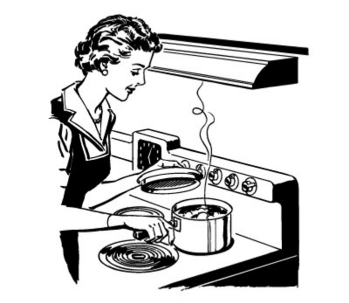 The Kitchen clipart home cooked meal Panda Clipart Free Clipart Cooking