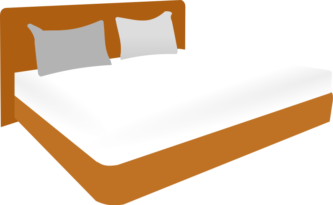 Bed clipart hotel bed « Bed ClipartPen Hotel Bed