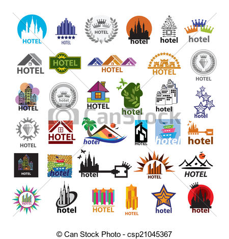 Hotel clipart hotel logo Of logos tourism biggest hotels
