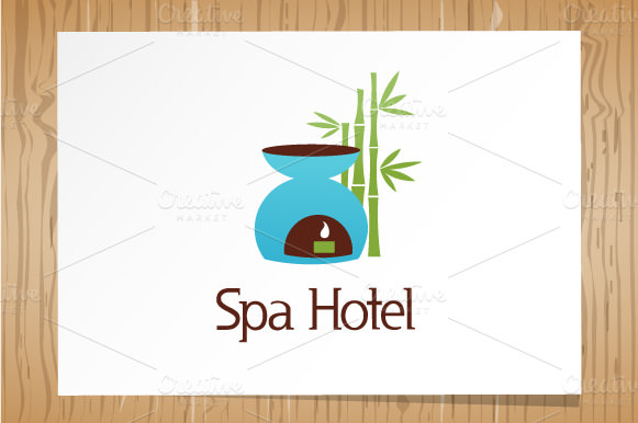 Hotel clipart hotel logo Template Logos Restaurant and Templates