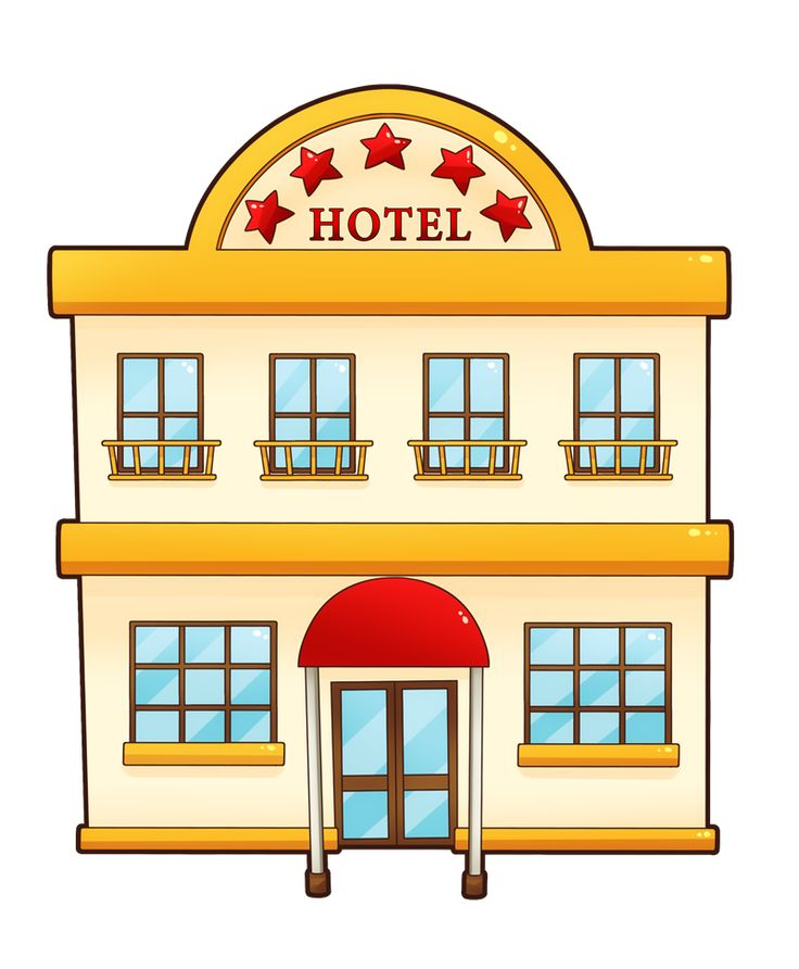 Hotel clipart hotel logo 13 on 80th Gram's png