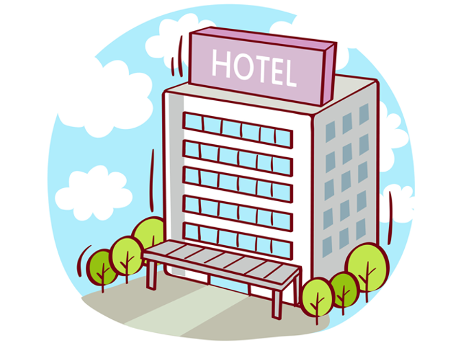 Hotel clipart food court In open plans InterContinental 150