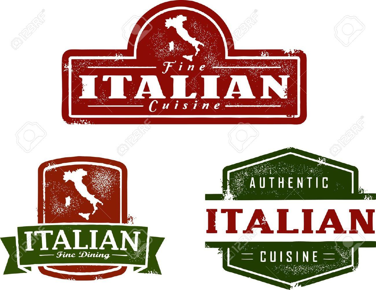 Hotel clipart italian food #7