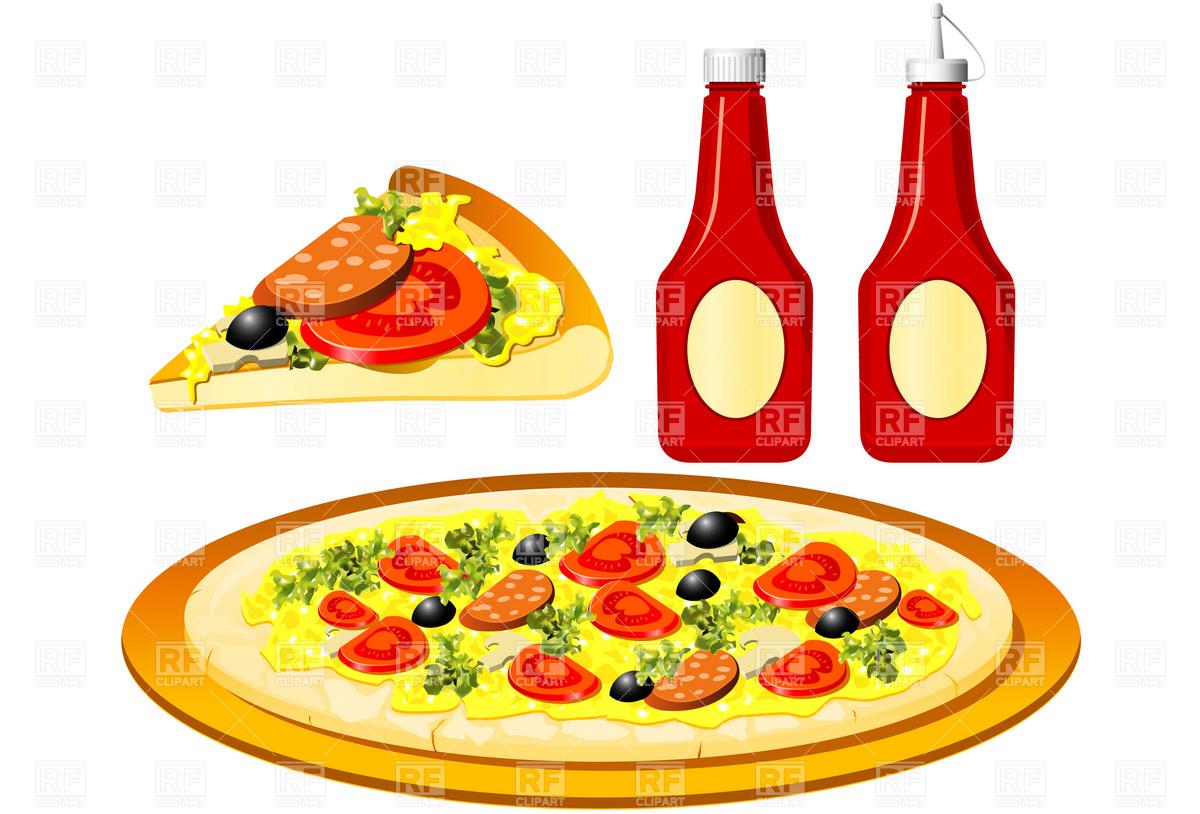 Hotel clipart italian food #5