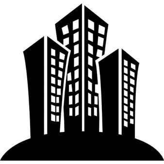 Office clipart city building #15