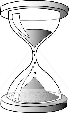 Hourglass clipart earth Wedding Hourglass Decorations Clipart Clipart