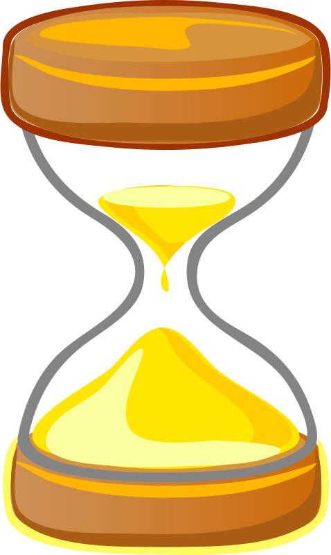 Hourglass clipart Clipart hourglass images 1freedownloads