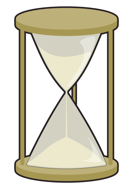 Hourglass clipart Clip Clipart Art Free Hourglass
