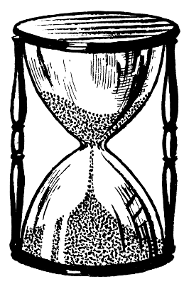 Hourglass clipart Hourglass Download Clip Hourglass BW