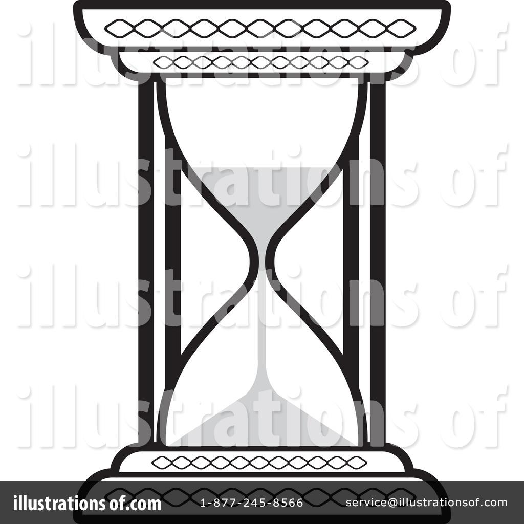 Hourglass clipart art #7