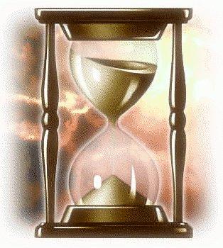 Hourglass clipart art #6