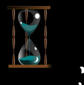 Hourglass clipart art #8