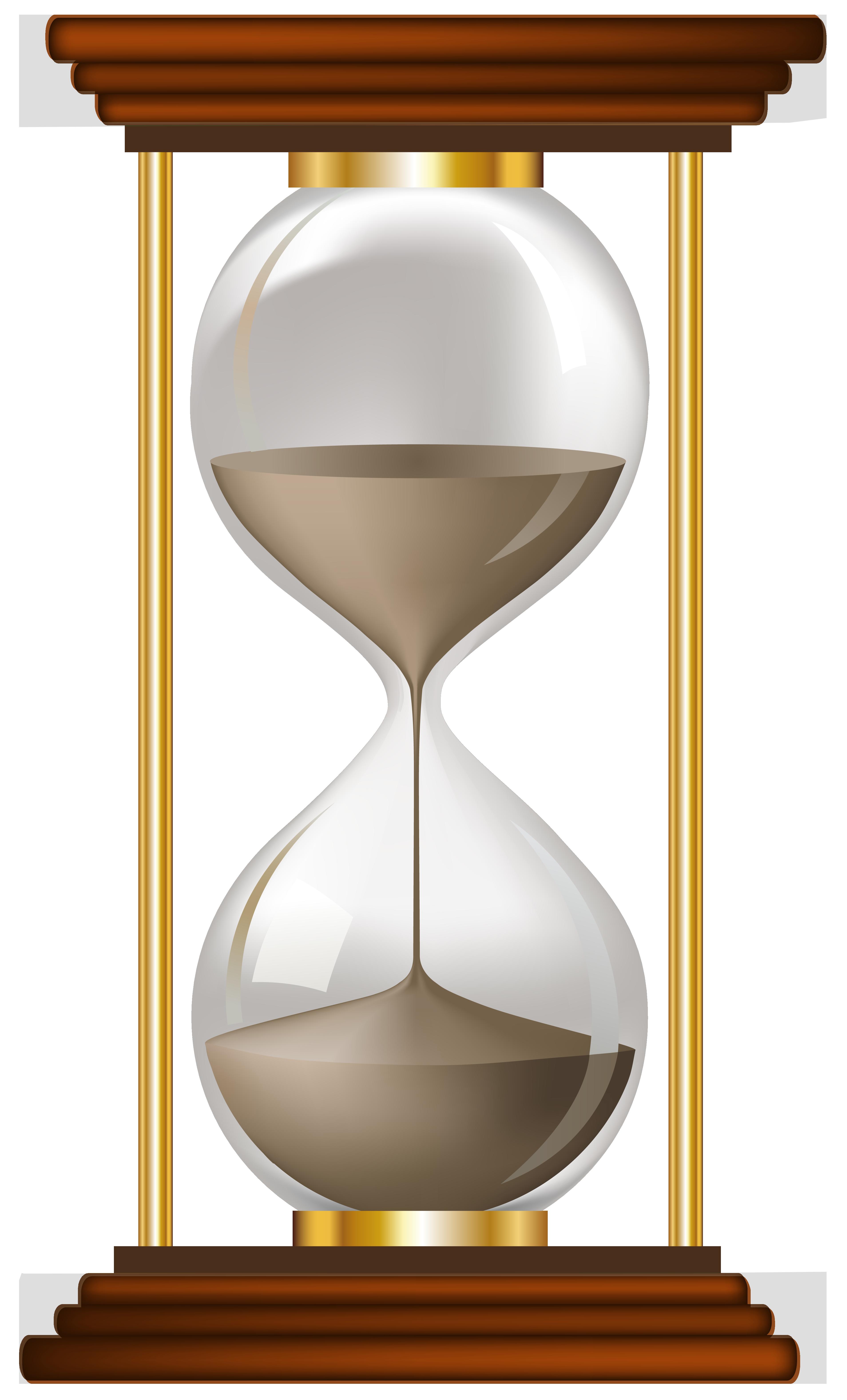 Hourglass clipart sand clock Sand Clock Clip art PNG