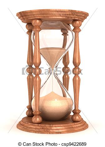 Hourglass clipart sand timer Sandglass Illustration Stock Illustration Stock