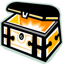Chest clipart buried treasure Art Clipart on Free Art