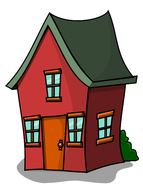 Free house%20clipart Clip Cartoon Panda