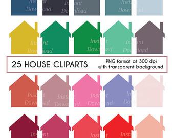 House clipart hause Clipart Clipart Clipart Hütte Scrapbooking