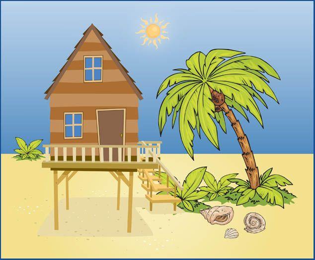 House clipart hous Clipart images Best house summer