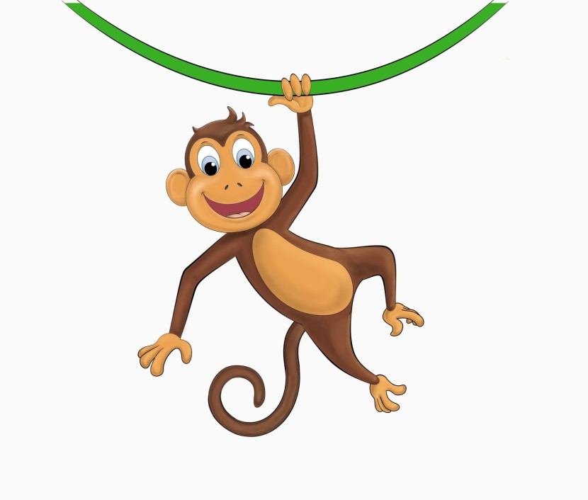 Monkey clipart Monkey Download Download clipart drawings