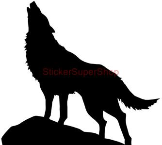 White Wolf clipart wolf howl #12