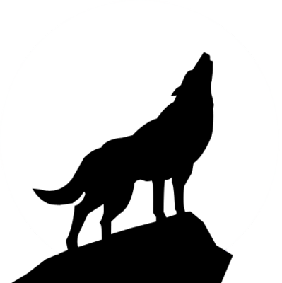Werewolf clipart animated Wolf Howling clipart drawings Download